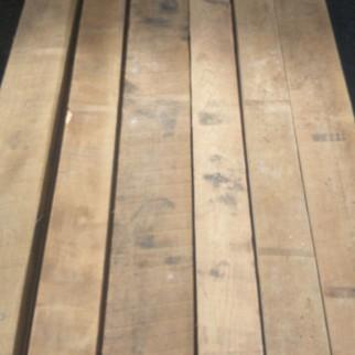 Дубовый сырой брус, толщина 20мм, ширина 20мм, длина: от 250 до 800мм