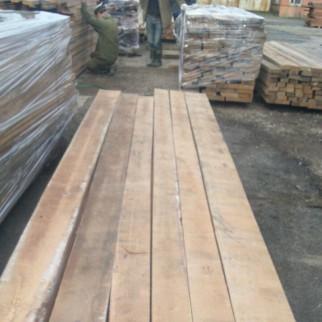 Дуб 2-4м. сорт 0-1-2. толщина 31/32 мм, естественной влажности