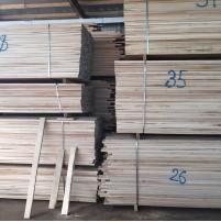 Ясень мебельная заготовка 0,3-0,9м. сорт 0-1,толщина 30мм., влажность 8-10%